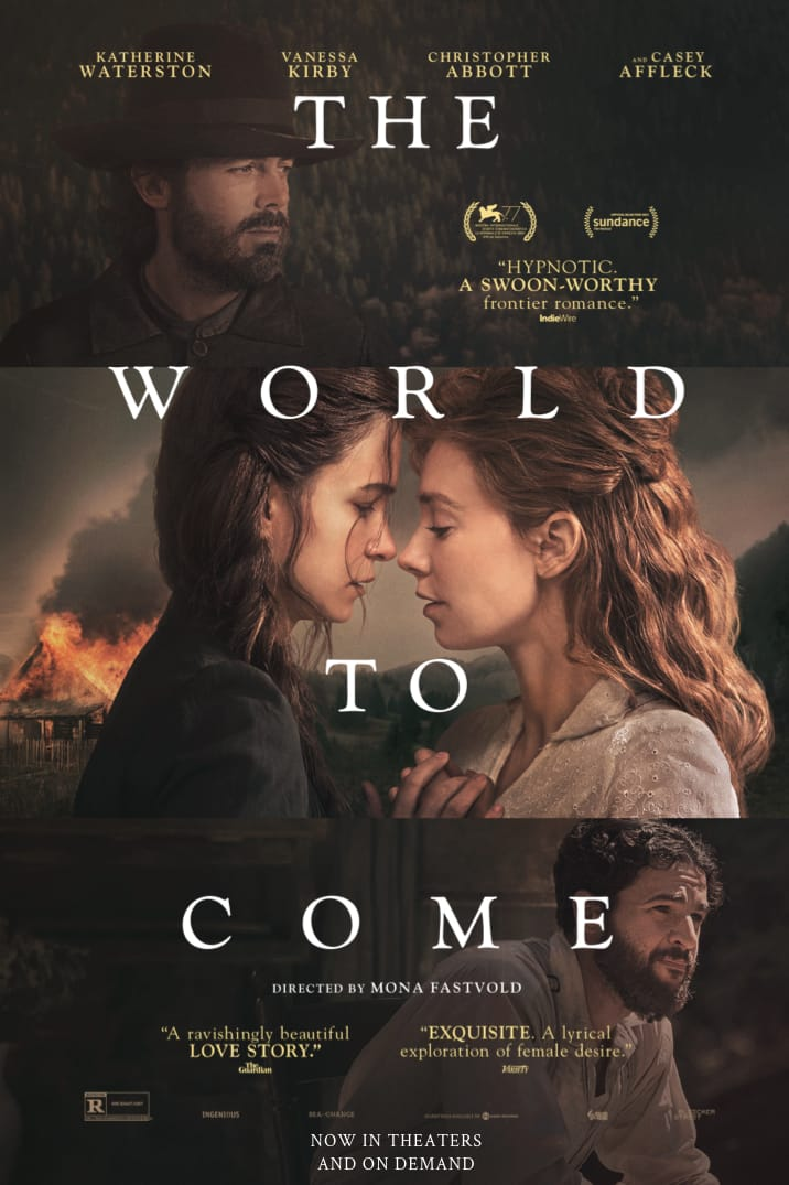Poster image for The World To Come