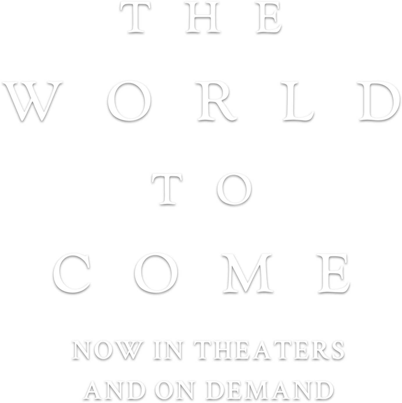 The World To Come: Synopsis   Bleecker Street