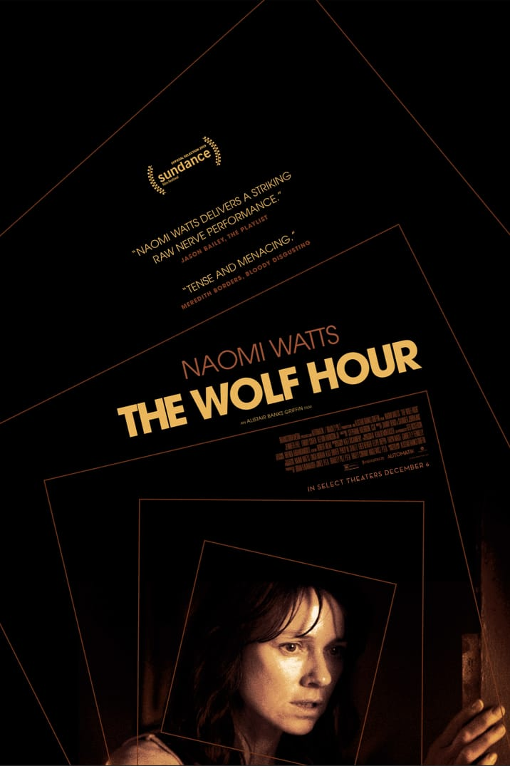 Poster image for The Wolf Hour