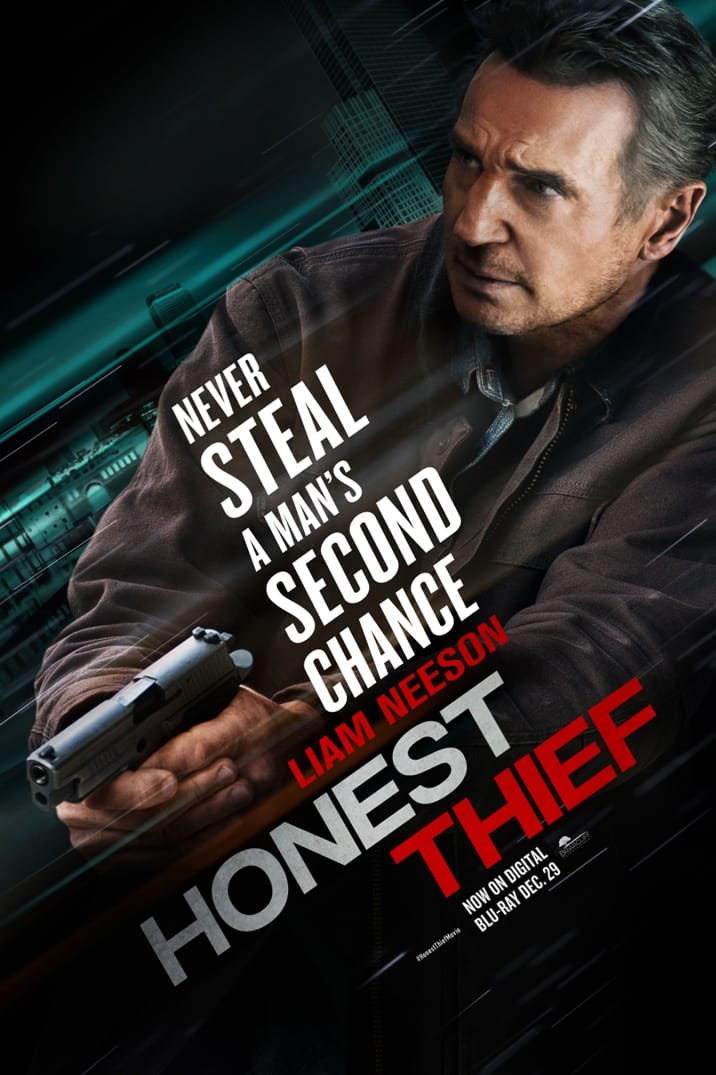 Poster image for Honest Thief