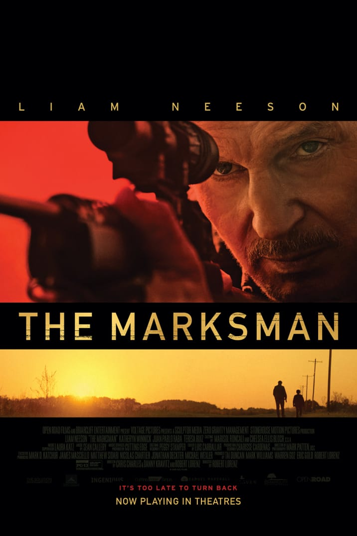 Poster image for The Marksman