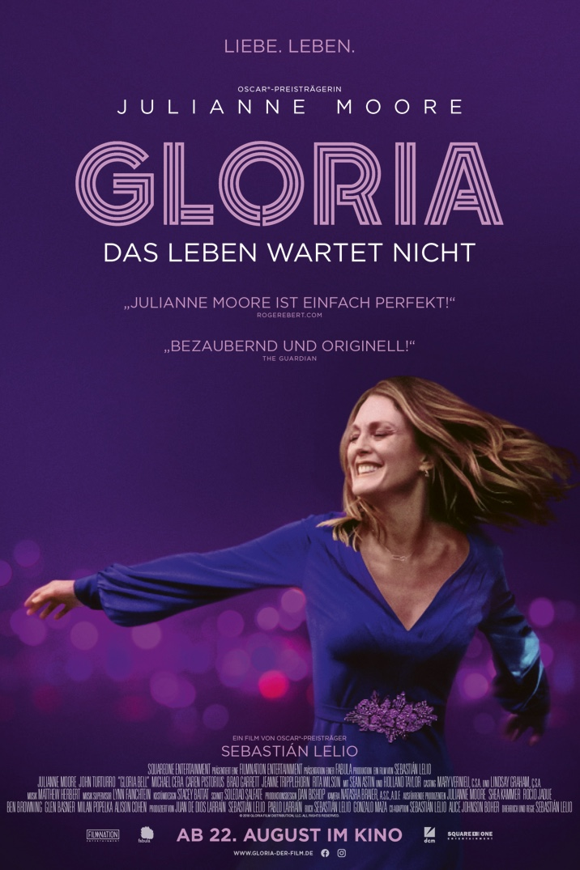 Poster for GLORIA - Das Leben Wartet Nicht