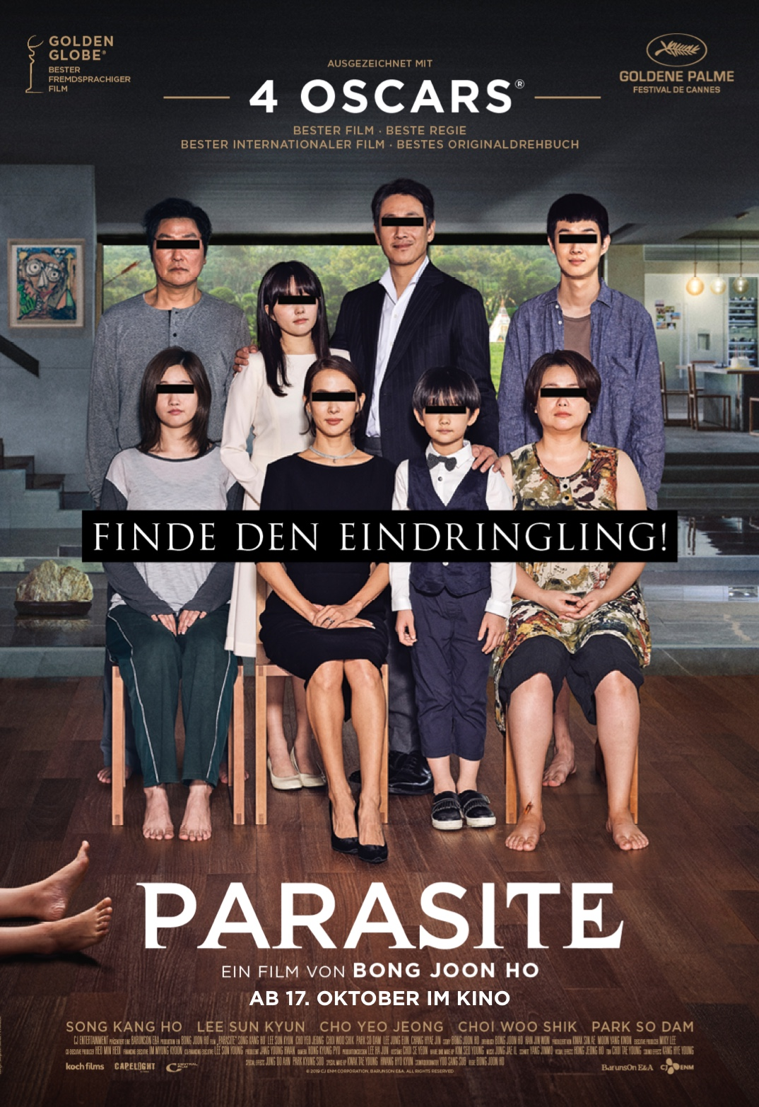 Poster image for Parasite