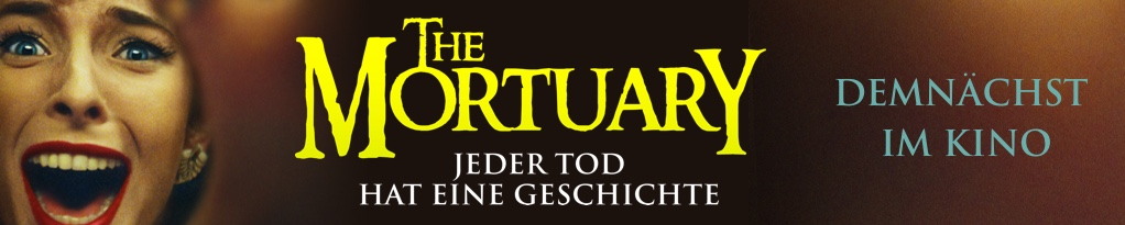 Poster image for The Mortuary – Jeder Tod Hat Eine Geschichte