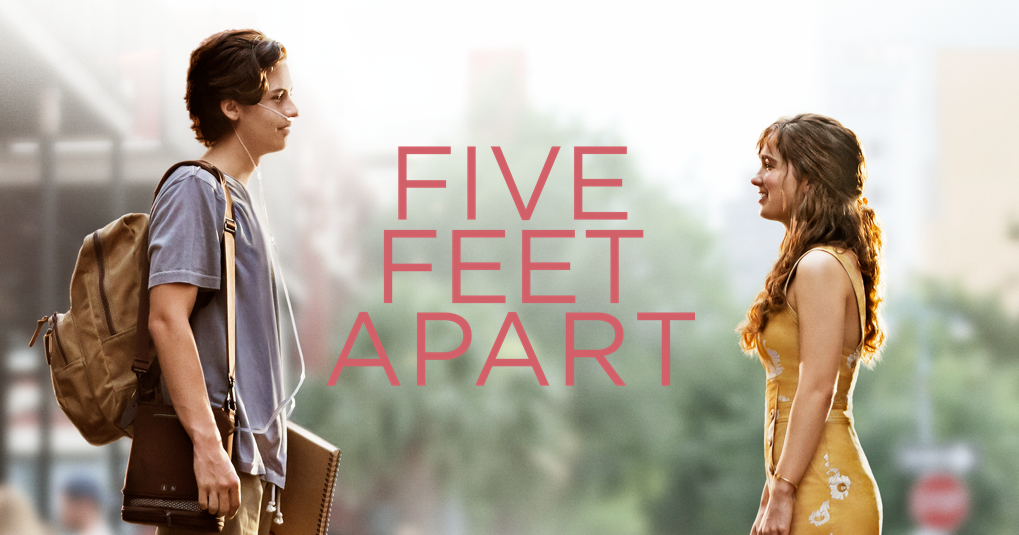 Five Feet Apart Picture: Five Feet Apart