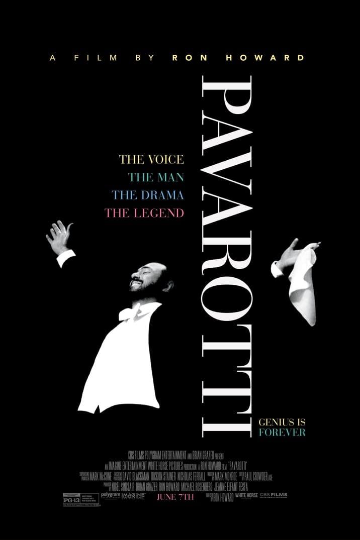 Poster for Pavarotti