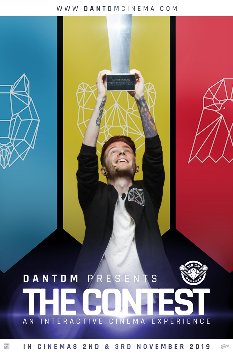 Poster image for DanTDM Presents The Contest