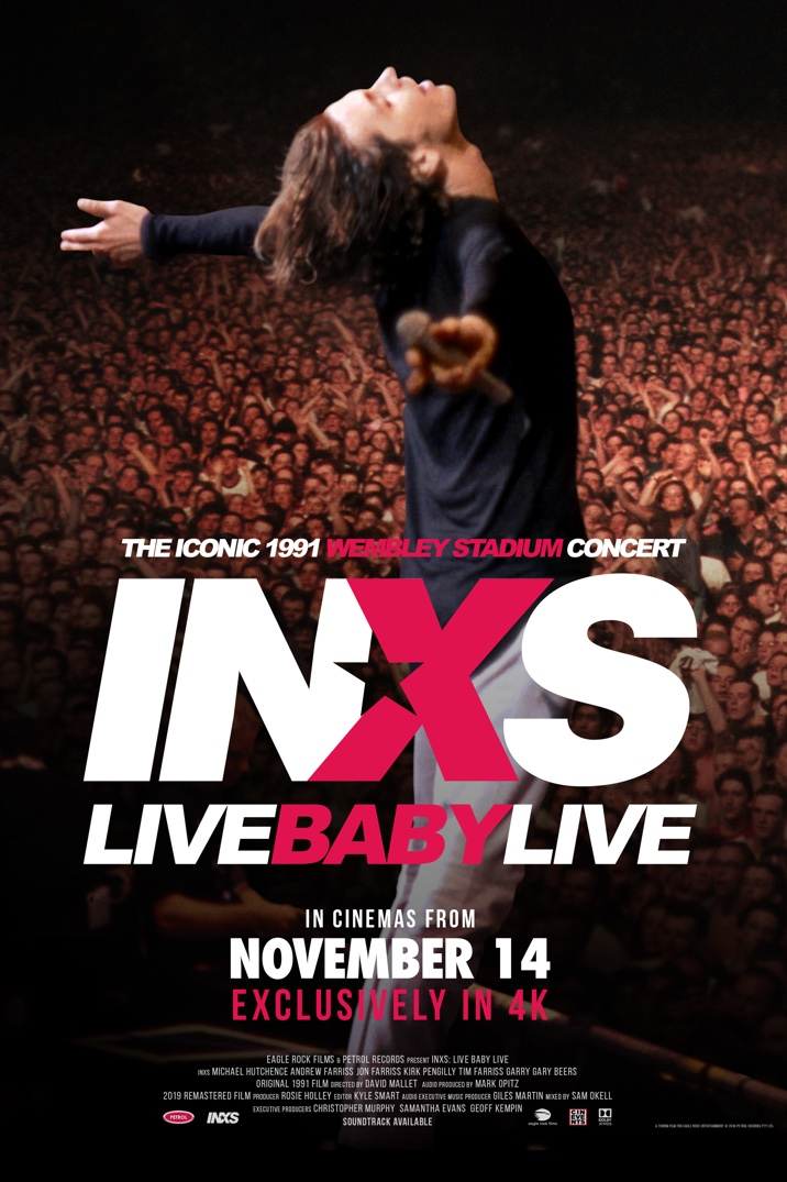 Poster image for INXS: Live Baby Live at Wembley Stadium