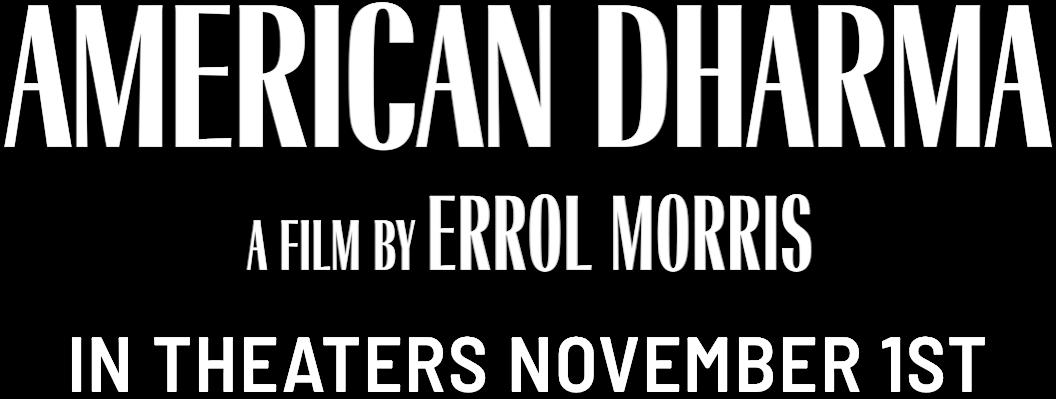 American Dharma