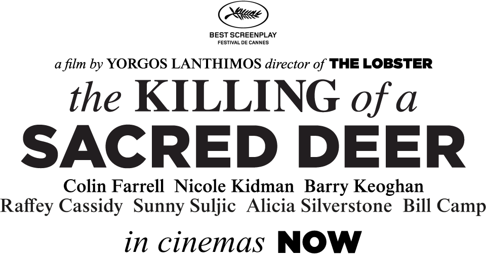 The Killing of a Sacred Deer : Story | Curzon Artificial Eye