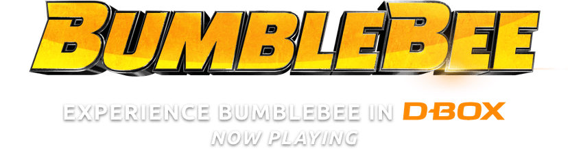 Bumblebee: Synopsis | D-BOX