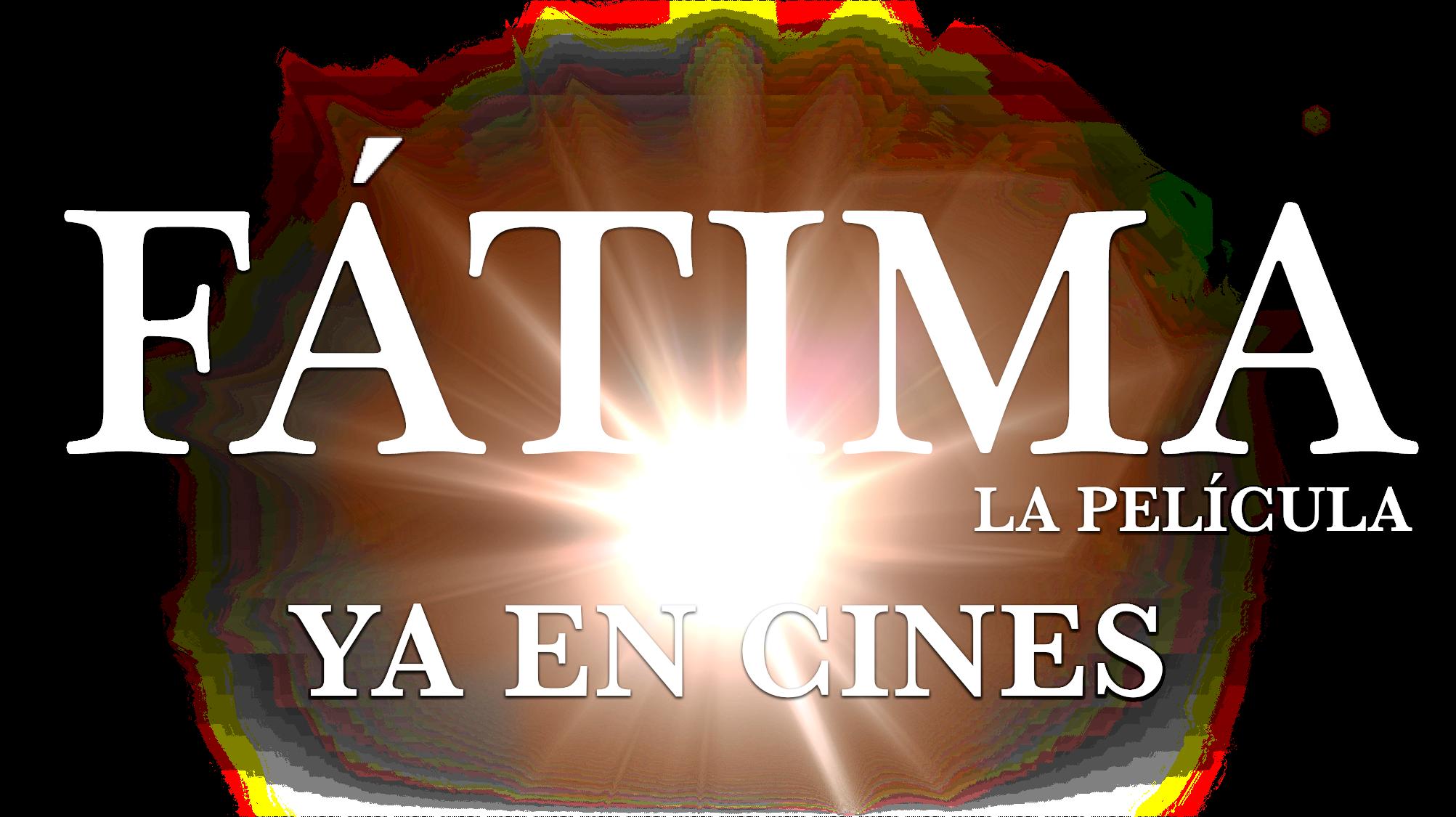Título de Fátima. La película