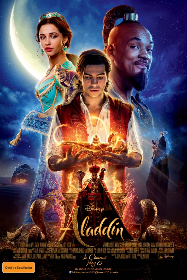 Poster image for Aladdin