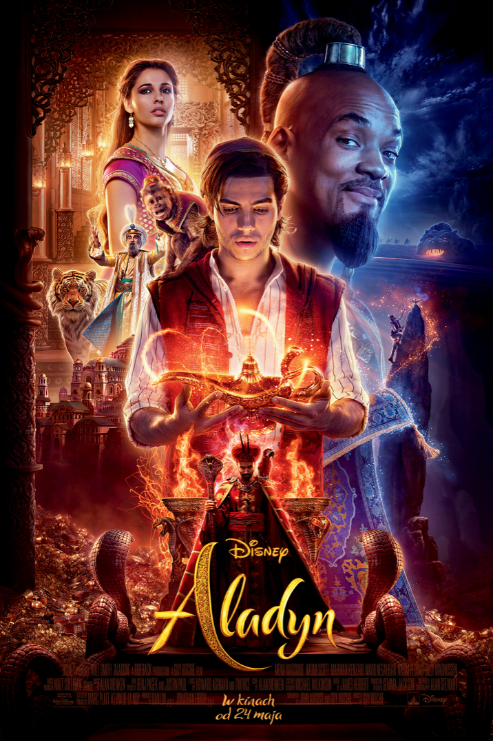 Poster for Aladyn