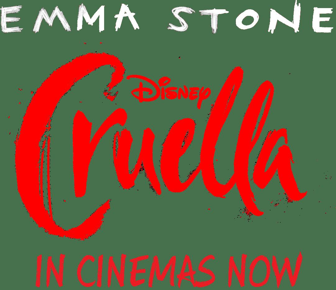 Title or logo for Cruella