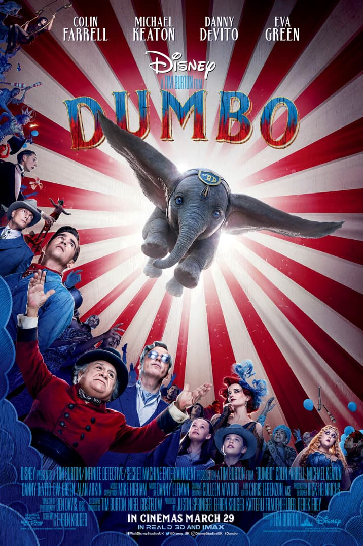Poster image for Dumbo
