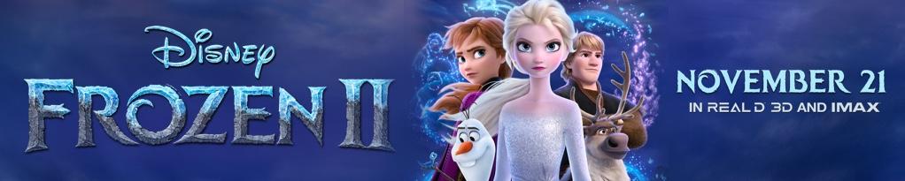 Frozen 2 banner image