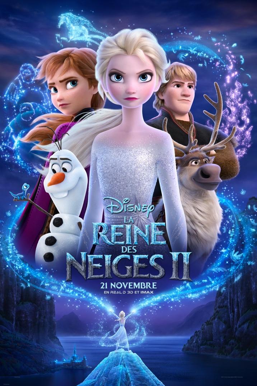 Poster image for La reine des neiges 2