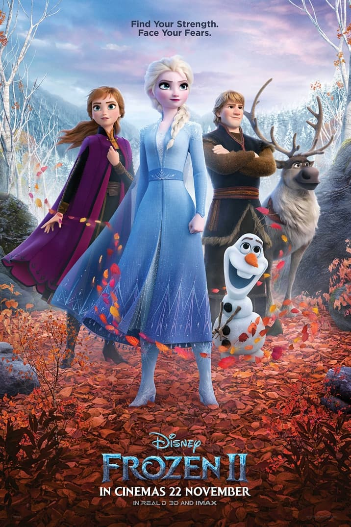 Poster image for Frozen 2