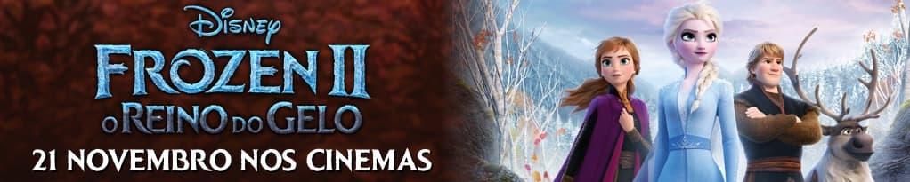 Frozen 2 - O Reino do Gelo banner image
