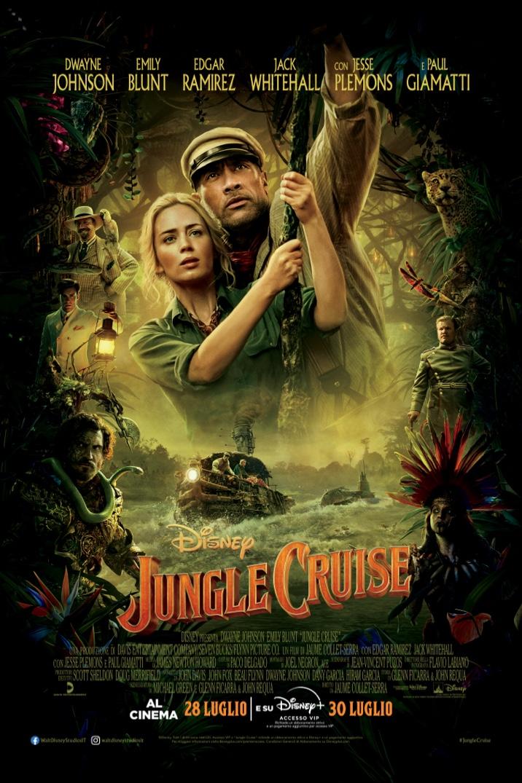 Poster di Jungle Cruise