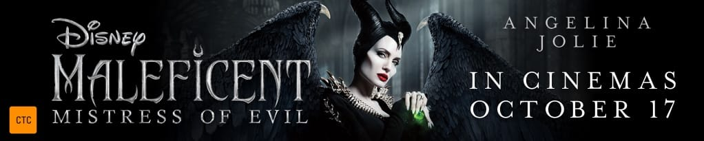 Maleficent: Mistress of Evil banner image