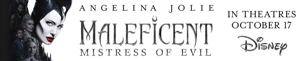 Disney's Maleficent: Mistress of Evil banner image