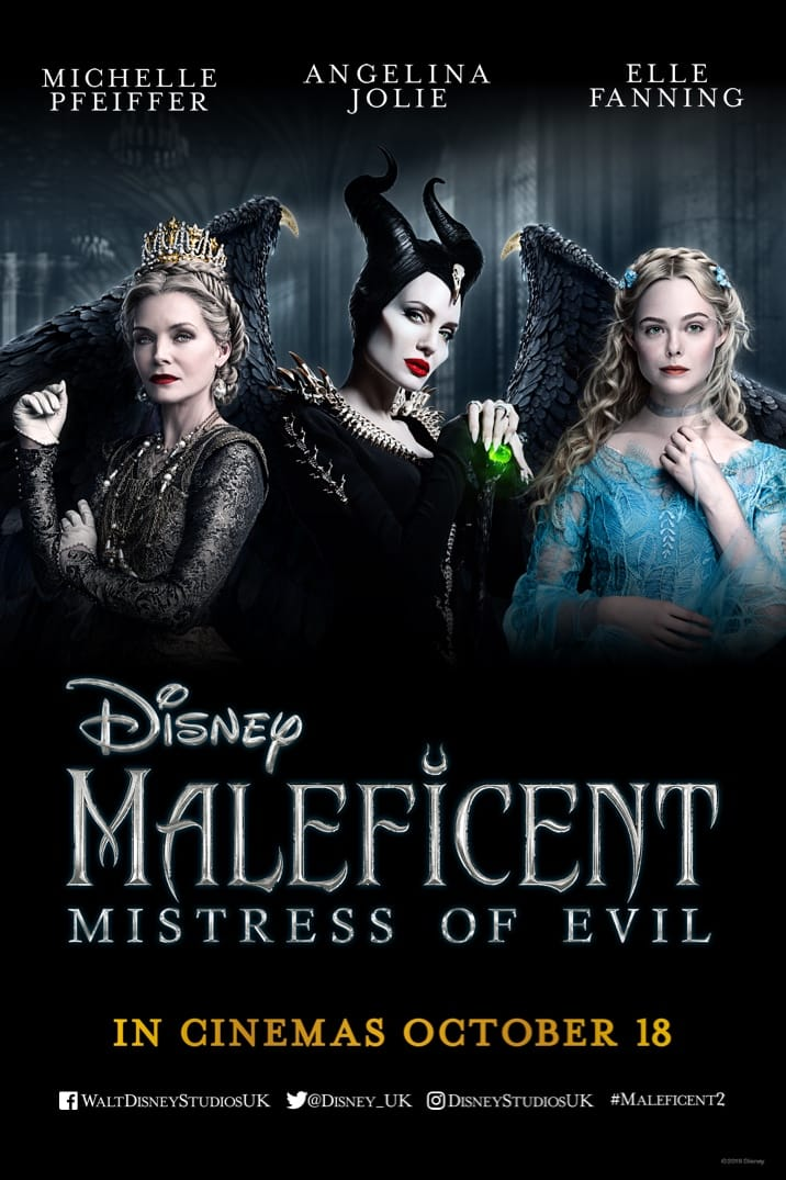 Maleficent Mistress Of Evil Get Tickets Disney
