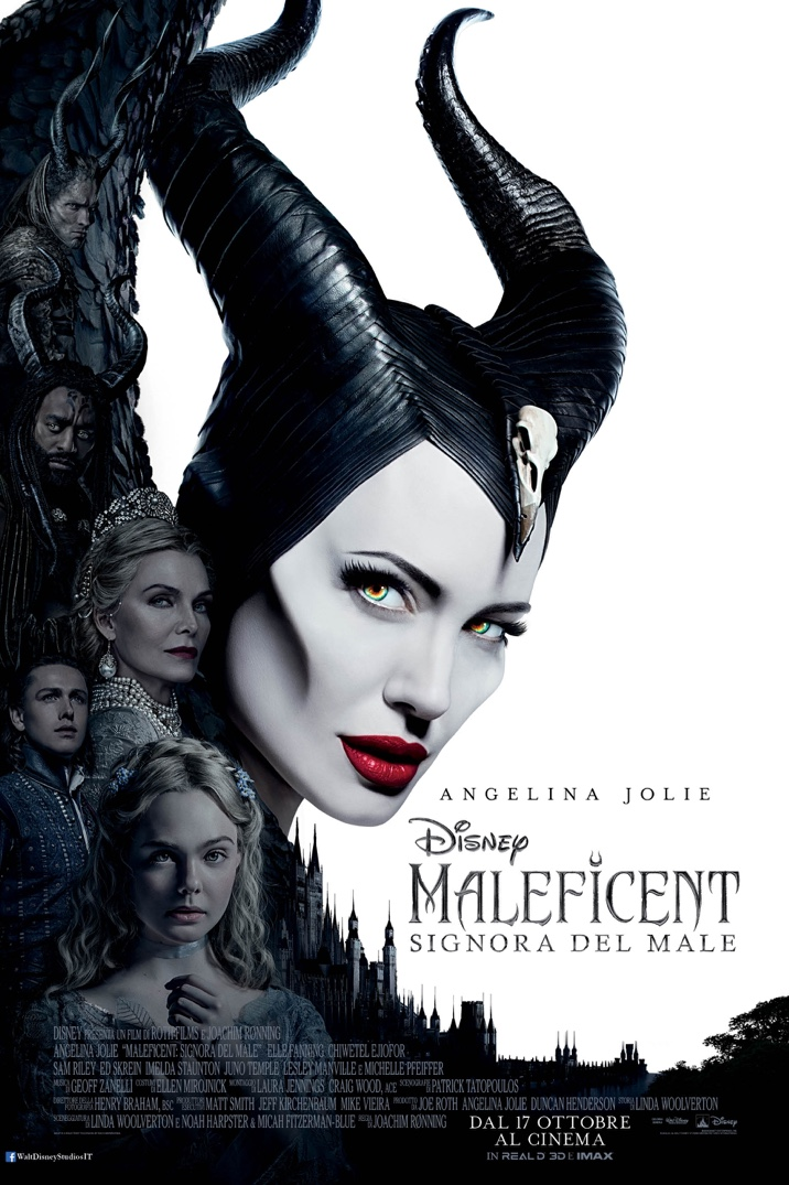 Poster di Maleficent - Signora del Male