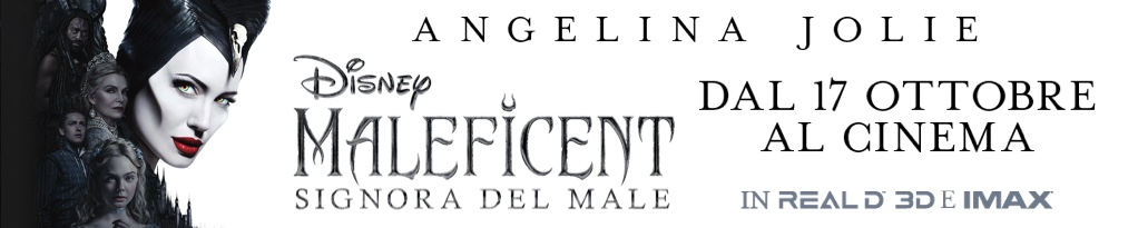 Maleficent - Signora del Male banner image