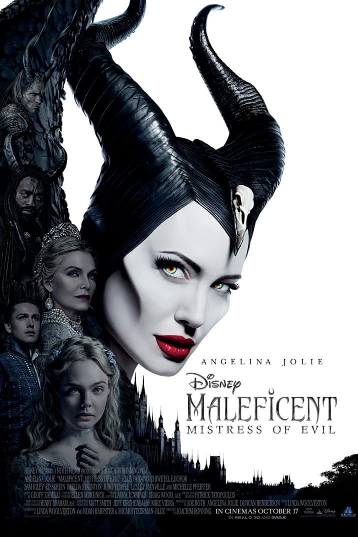 Poster image for Maleficent: Mistress of Evil