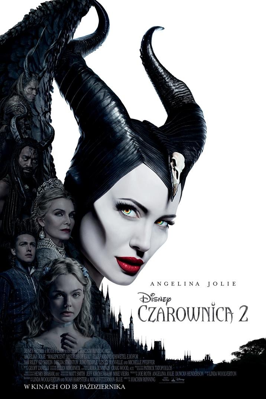 Plakat z filmu Czarownica 2