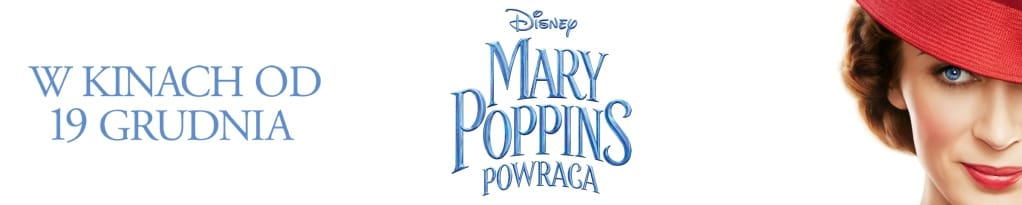 Poster for Mary Poppins powraca