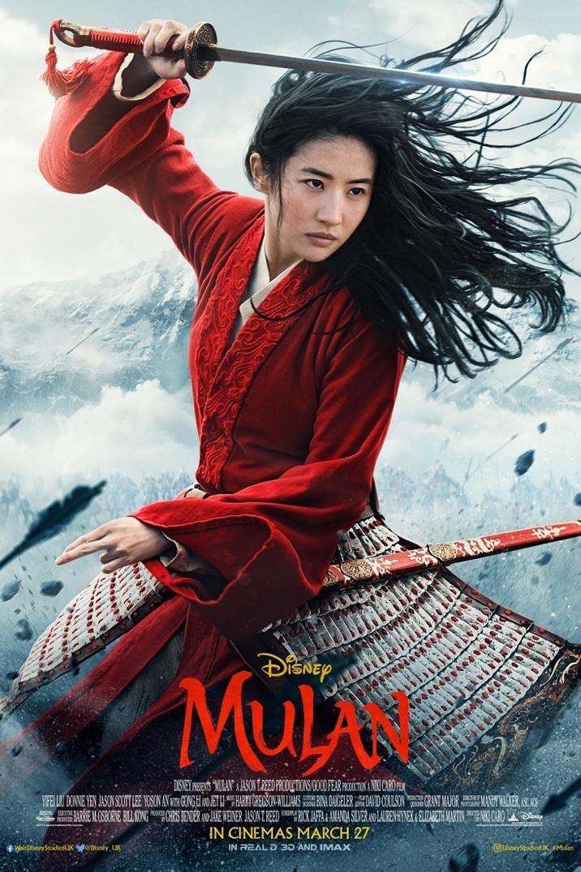Poster image for Mulan