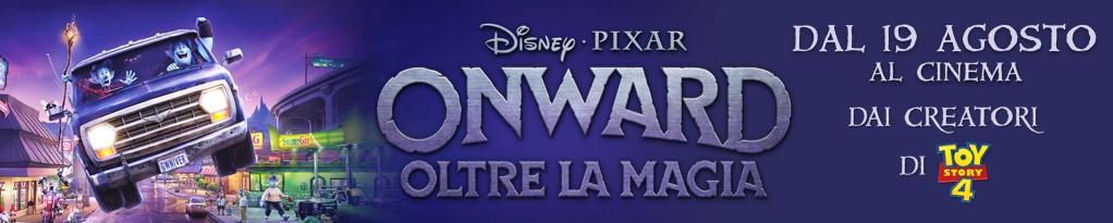 Onward - Oltre la magia banner image