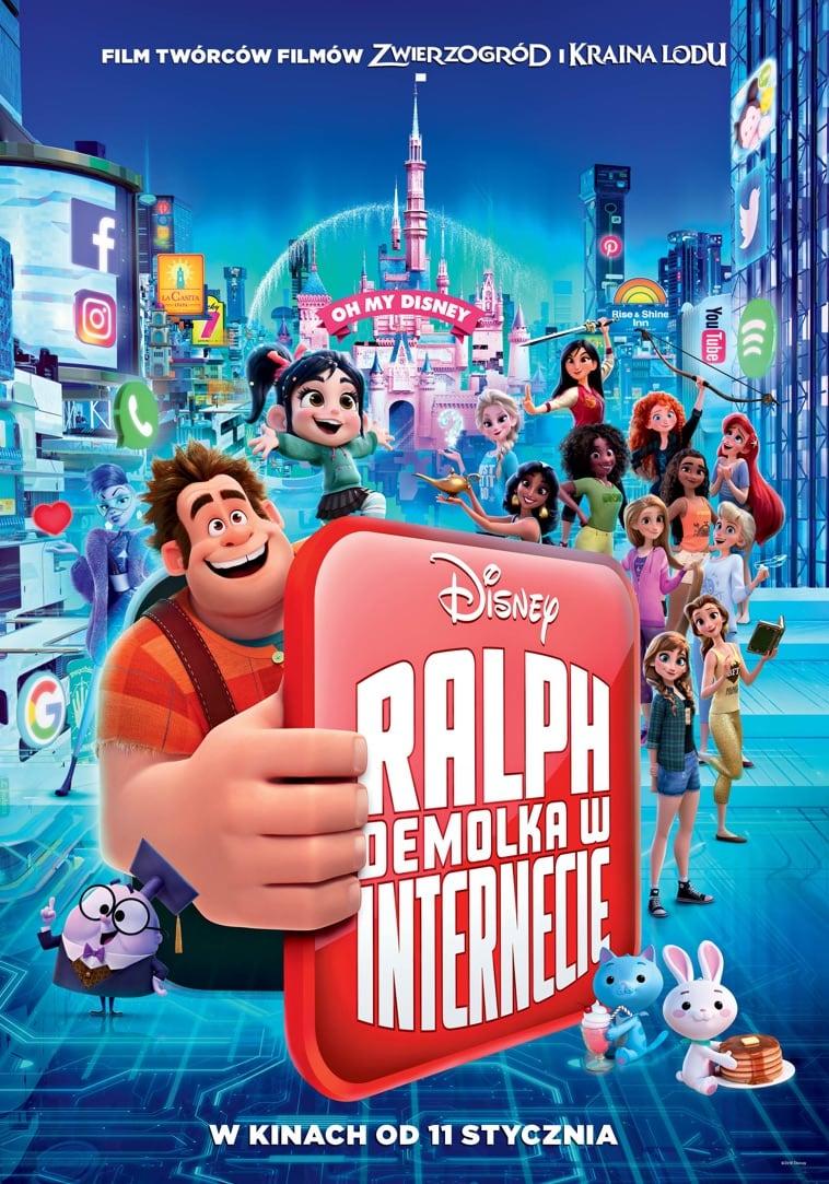 Poster for Ralph Demolka w Internecie