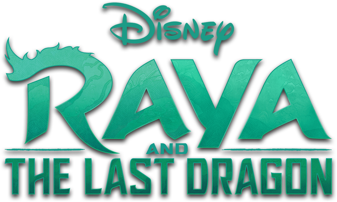 Title or logo for Raya and the Last Dragon