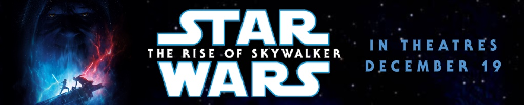 Star Wars: The Rise of Skywalker banner image