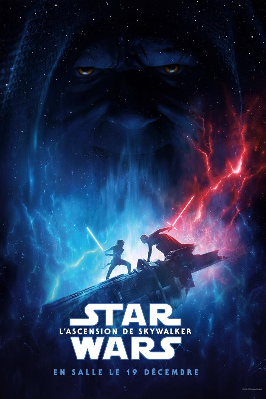 Poster image for STAR WARS : L'ASCENSION DE SKYWALKER
