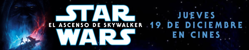 Star Wars: El ascenso de Skywalker banner image