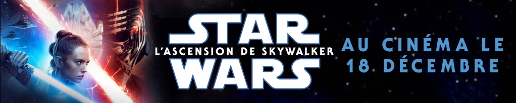 Star Wars : L'Ascension de Skywalker banner image