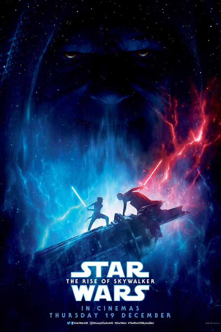 Poster image for Star Wars: The Rise of Skywalker