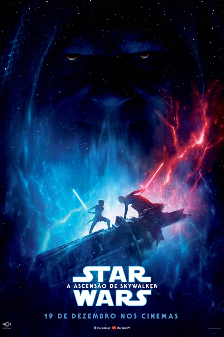 Poster de Star Wars: A Ascensão de Skywalker