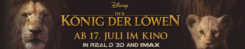 Poster for Der König der Löwen