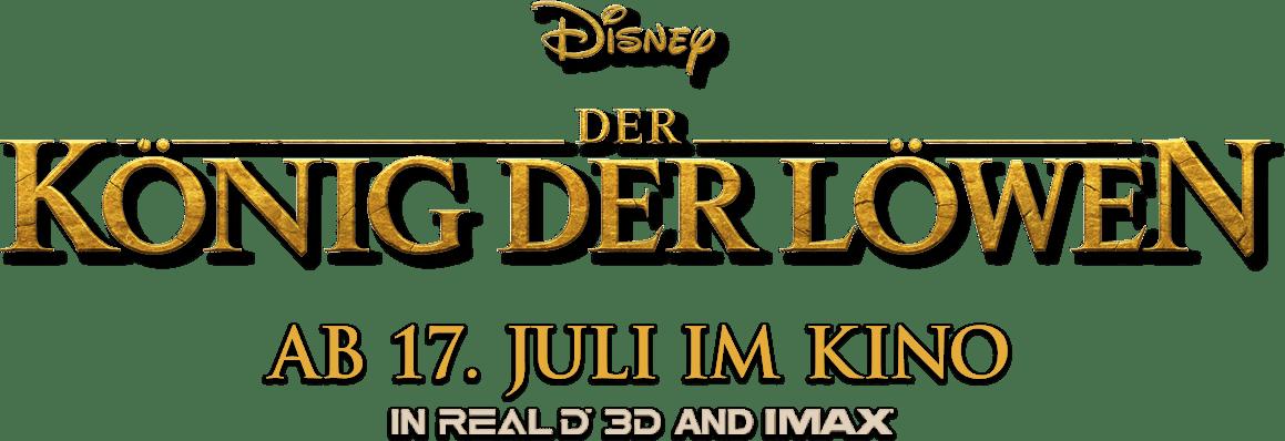 Der König der Löwen title treatment