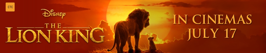 The Lion King banner image