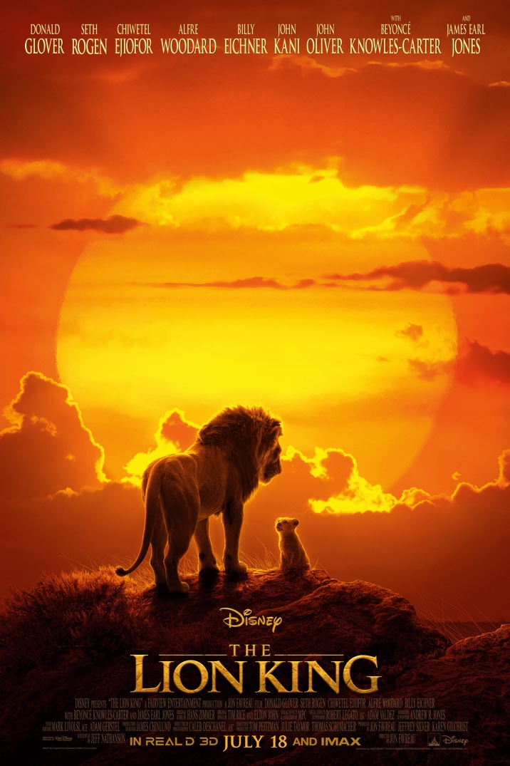 Poster image for The Lion King
