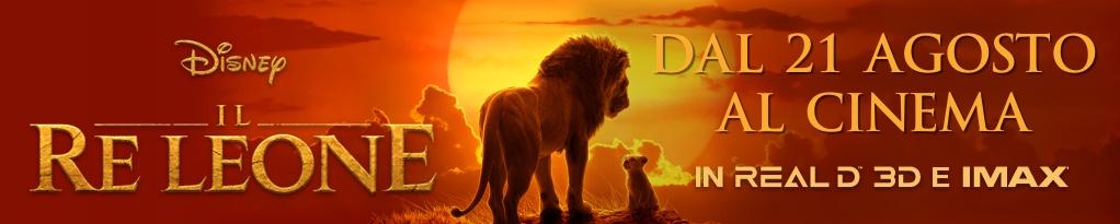 Poster for Il Re Leone