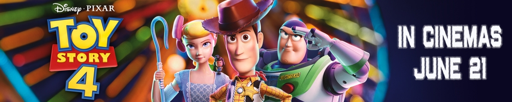 Toy Story 4 banner image