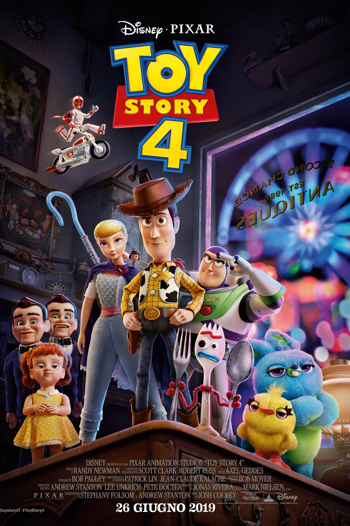 Poster di Toy Story 4